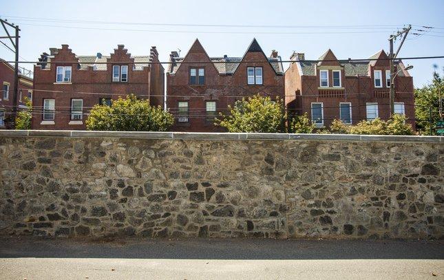 Carroll - Rowhomes on Girard Avenue Girard College