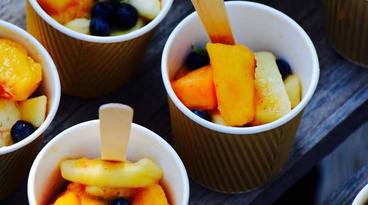 Pre-cut fruit salmonella Pennsylvania
