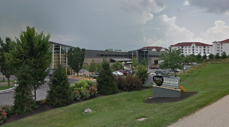 Dogfish Troegs Brewery tours ranked