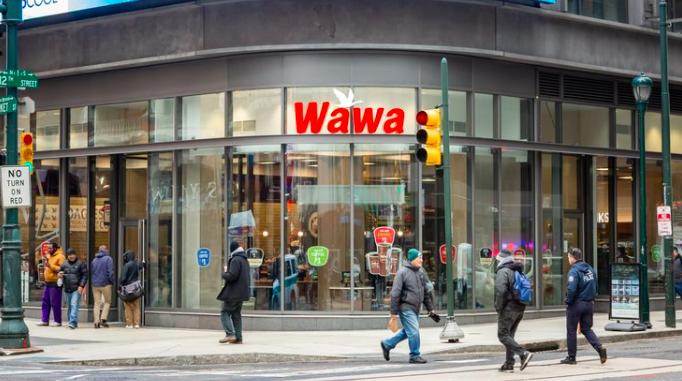 Food & Wine Wawa best convenience store