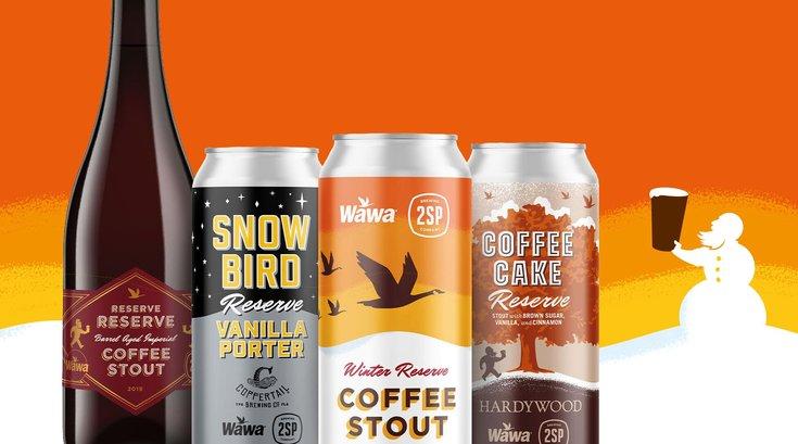 Wawa 2SP coffee beer