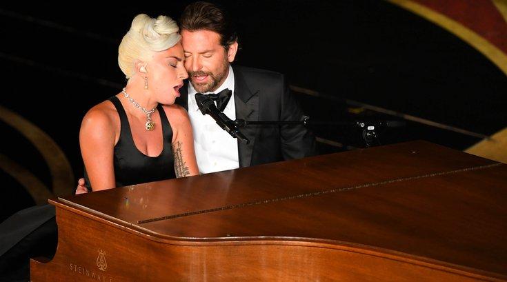 Bradley Cooper Lady Gaga Spotify wrapper 2019