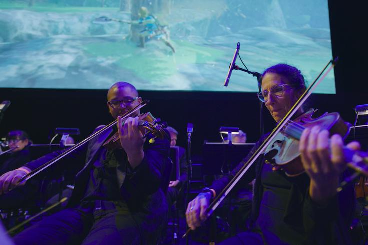 The Legend of Zelda: Symphony of the Goddesses' performs at Kimmel