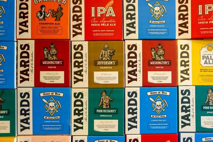 Yards beers
