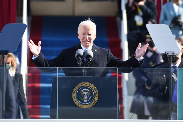 joe biden inaugural address