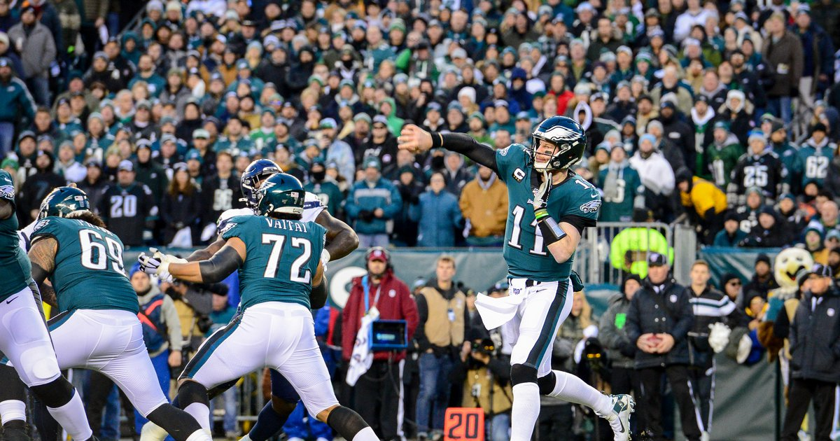 What they're saying: Eagles 'likely' to miss playoffs, where their offense ranks, quarantining a QB