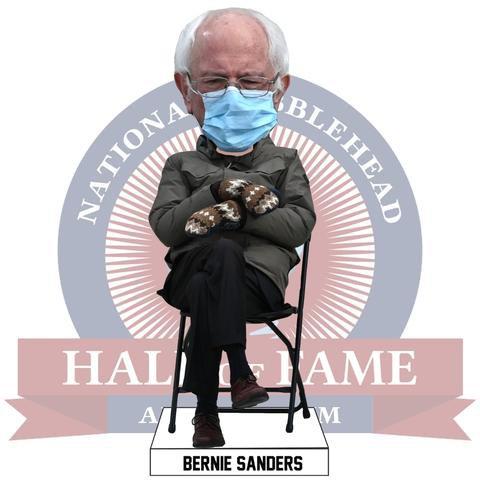 Bernie Sanders Bobblehead