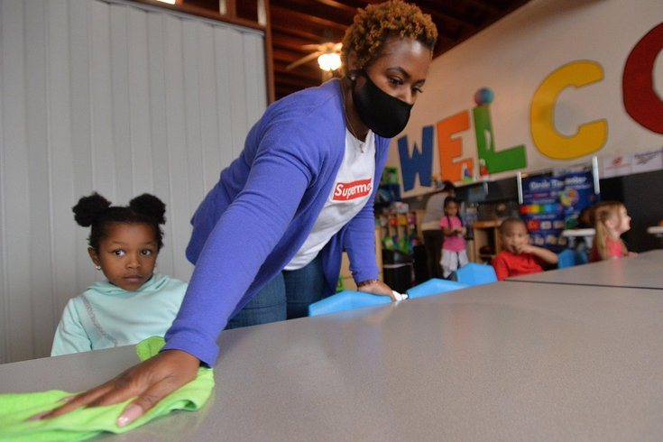 Child Care Pandemic Relief Award