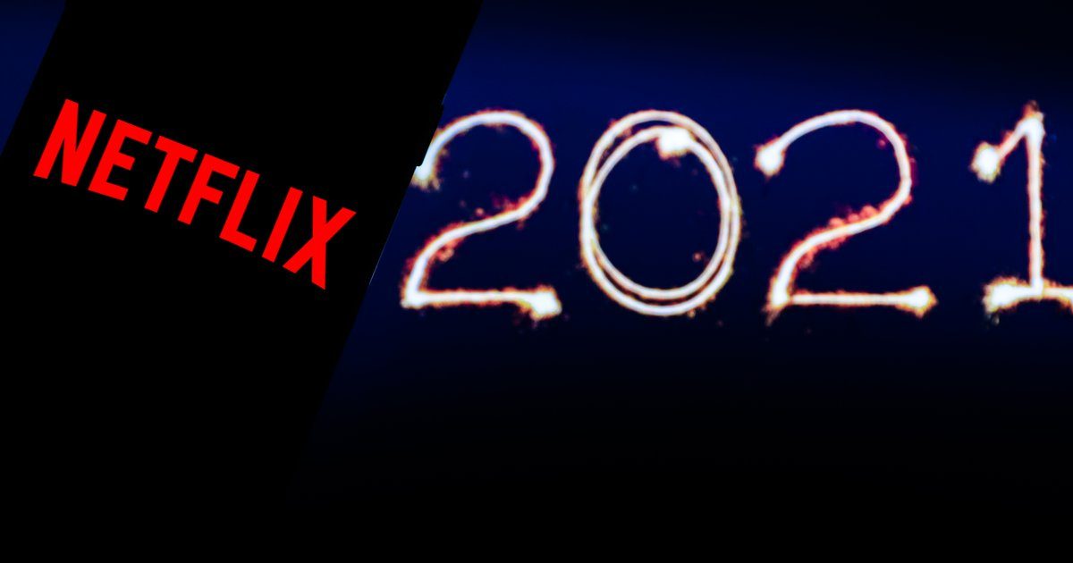 Netflix has a new movie coming out every week of 2021 ...