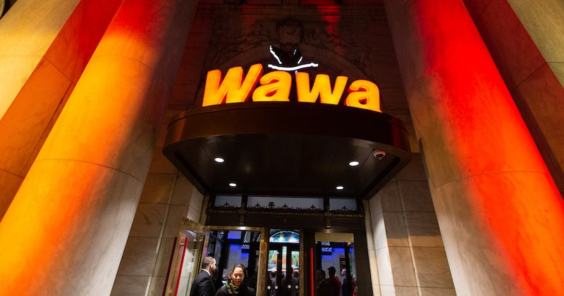 wawa previews its biggest store ever