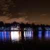 Boathouse Row Hanukkah lights