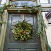 Stock_Carroll - Holiday Decorations Wreath