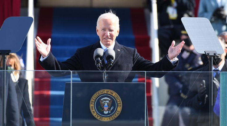 Biden Inauguration Audience Beats Trumps