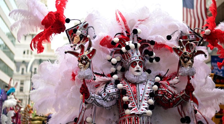 2021 mummers parade covid