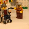 Wheelchair Lego