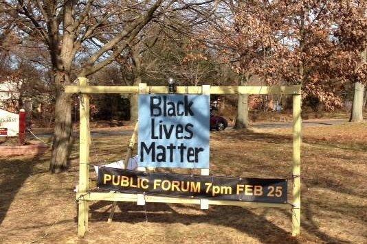 Black Lives Matter Cherry Hill