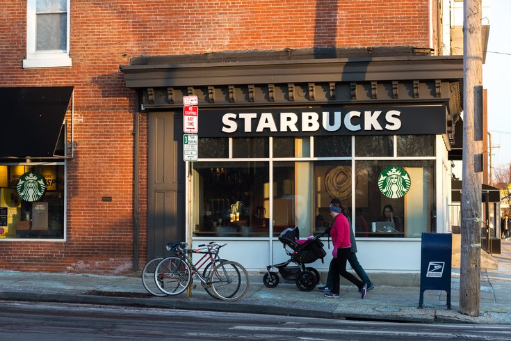 Starbucks rolling out nationwide delivery through Uber Eats