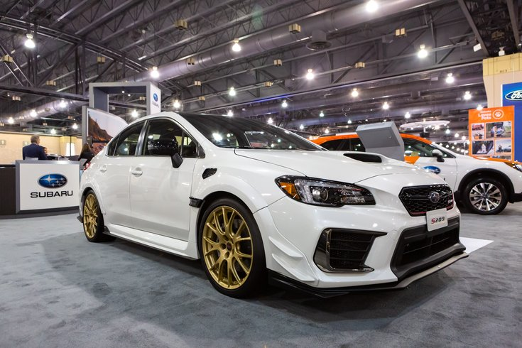 Philly Car Show: What To Expect At This Year's Philly Auto Show