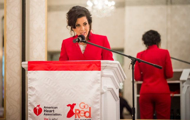 Carroll - Go Red For Women Luncheon