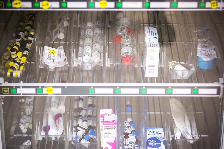 Stock_Carroll - Hospital ER Medication
