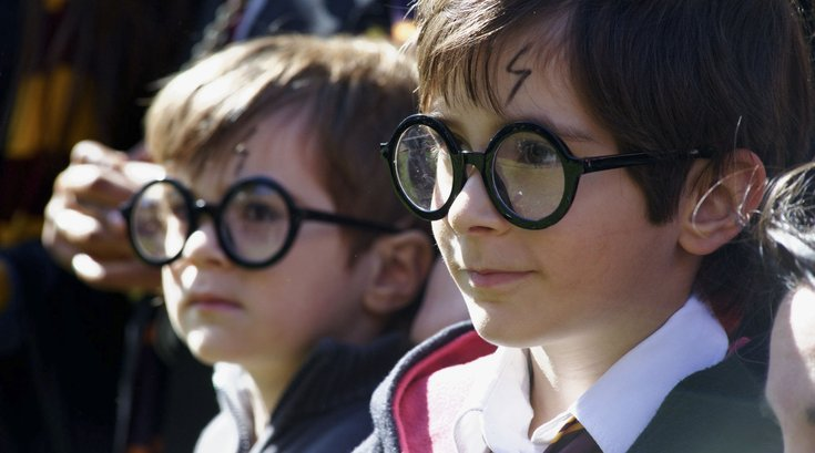 Chestnut Hill Harry Potter Fans