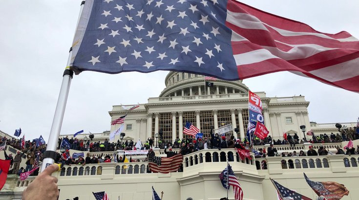 Bucks County Woman Capitol Riots