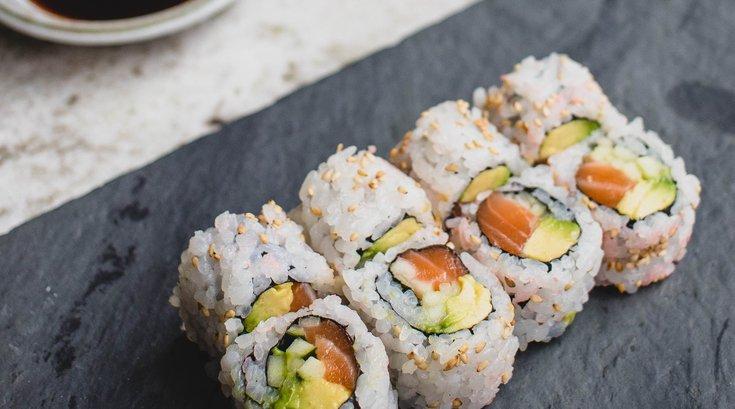Tuna Bar sushi