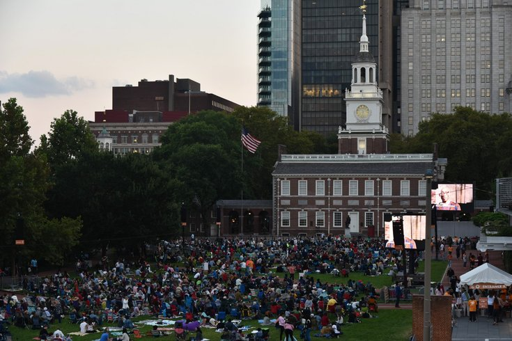 Opera On The Mall S Free Broadcast Of La Boheme Will Kick Off