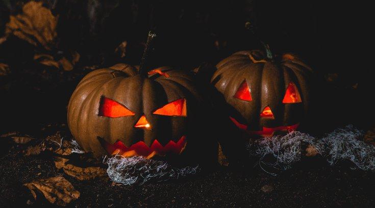 Halloween at Morris Arboretum