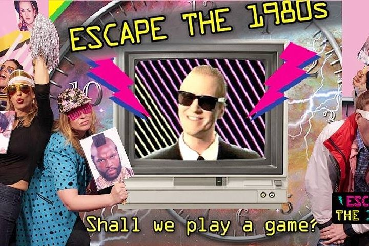 Escape The 1980s