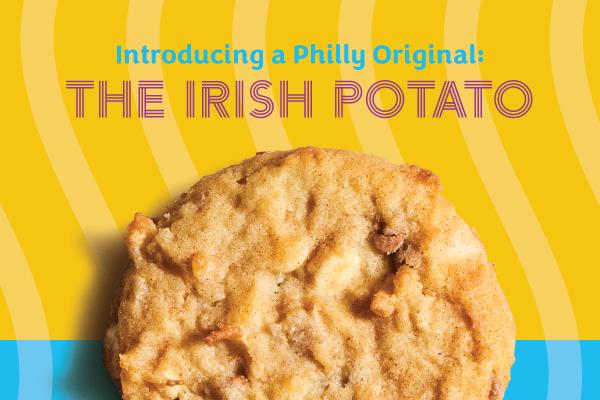 Insomnia Cookies Irish Potato Cookie
