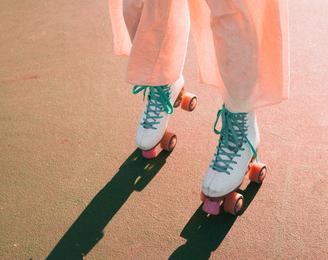 Dilworth Park Roller Skating