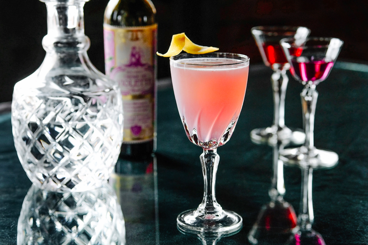 Mother's Day cocktail class