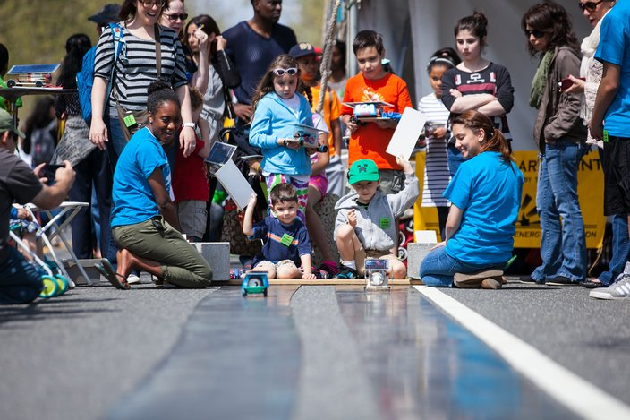 Philadelphia Science Festival carnival