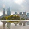 Carroll - The Philadelphia skyline