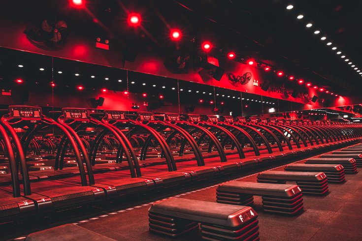 Barry's Bootcamp in Philadelphia