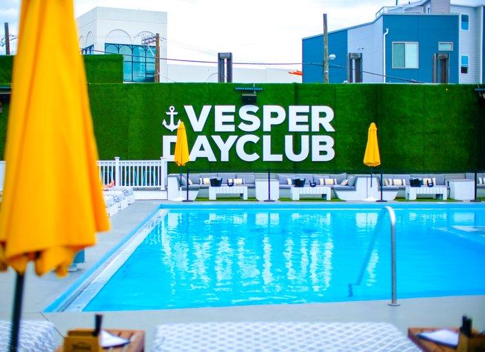 Vesper Dayclub in Northern Liberties