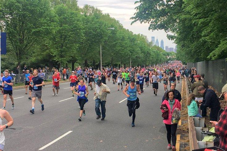 Broad Street Run virtual race