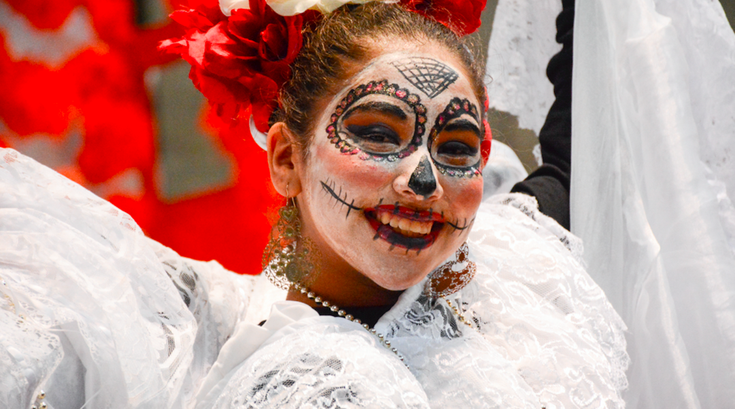 Day of the Dead at the Penn Museum