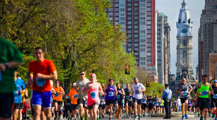 Broad Street Run October 2021