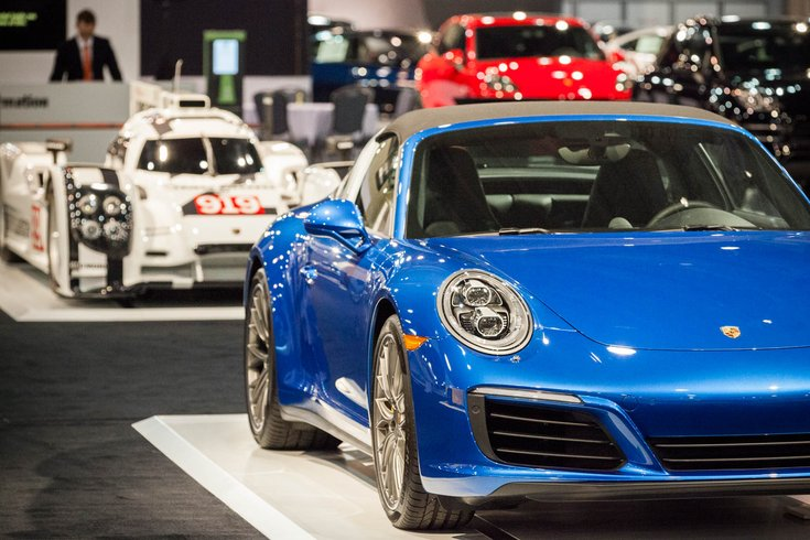 Philly Auto Show Aims To Put Millennials In The Drivers Seat - Philadelphia car show 2018