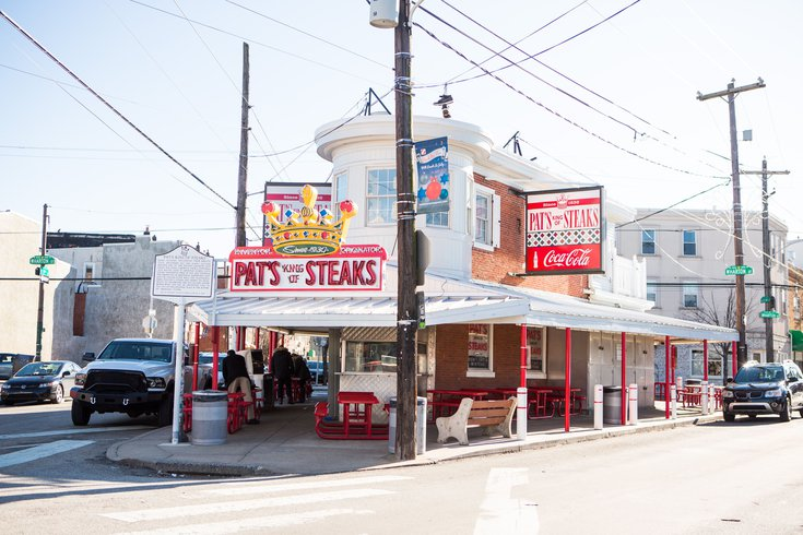 Michael Solomonov x Pat's King of Steaks