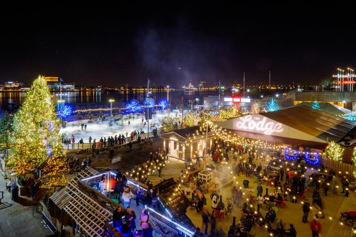 RiverRink Winterfest