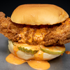 Fuku Spicy Chicken Sandwich