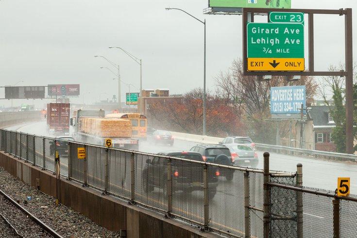 Carroll - Traffic on I-95