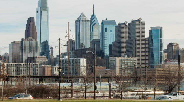 View from Drexel Park