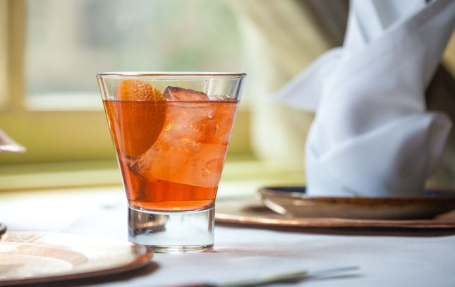 Oaxaca Old Fashioned from Tequilas