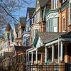 West Philly Town Homes Vibrant