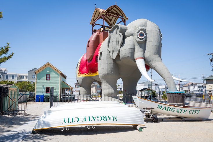 margate lucy the elephant jersey shore