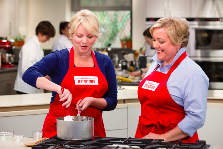 America's Test Kitchen is coming to